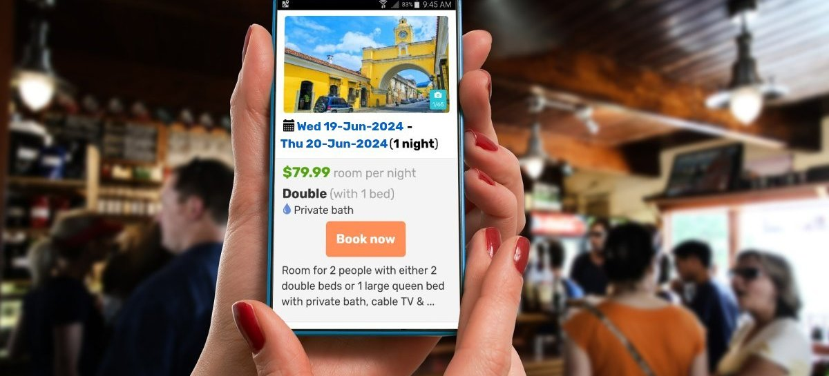UkraineInstantBooking.com - Increase reservations with a fully customizable yet cheap and effective booking engine for hotels and hostels
