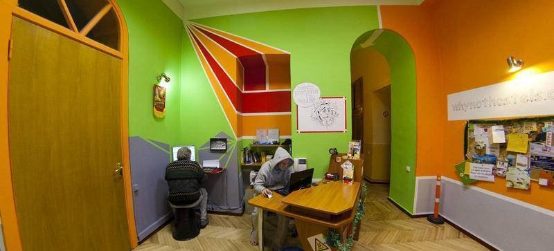 Why Not Hostel Kiev, Kiev, Ukraine